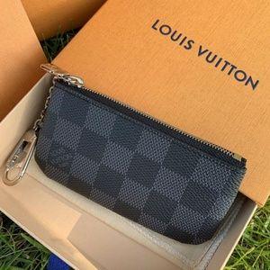 Louis Vuitton Bags - Louis Vuitton  Pochette Key Cles Key Pouch 870623